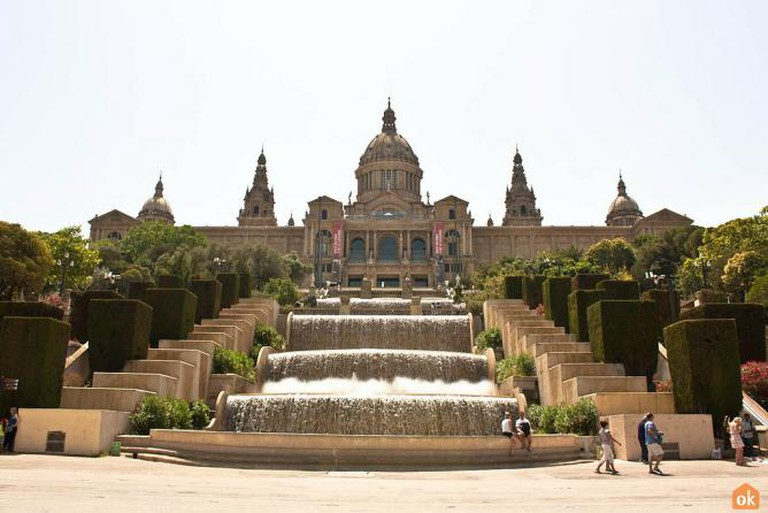 Montjuic Gardens | © OK Apartment/Flickr