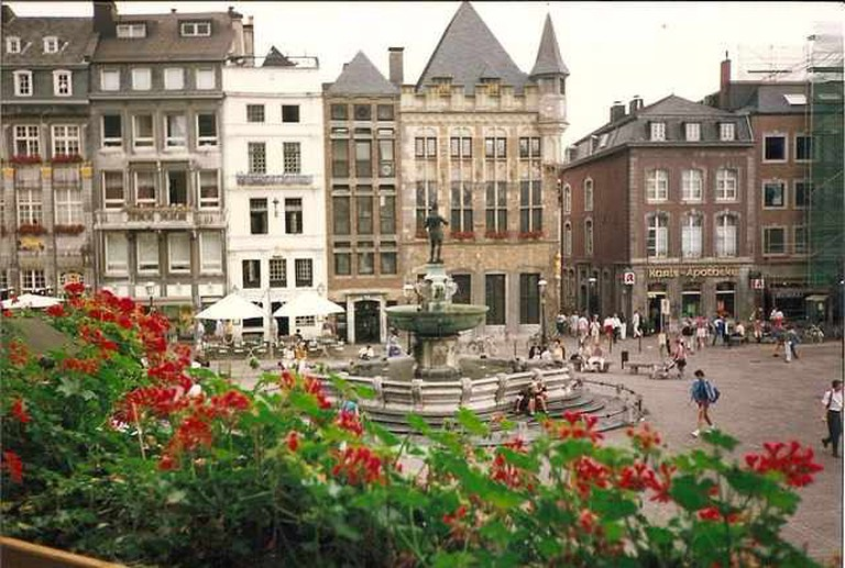 Marktplatz   © Colin Smith/WikiCommons