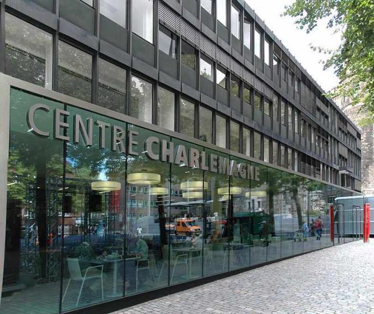 Centre Charlemagne   © Sir Gawain/Wikipedia