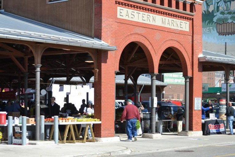 Detroit Eastern Market | © Michigan Municipal League/Flickr