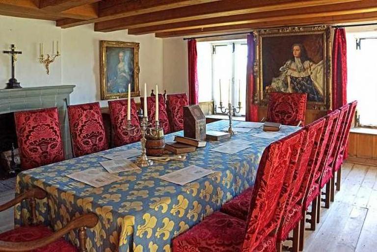 18th Century Formal Room