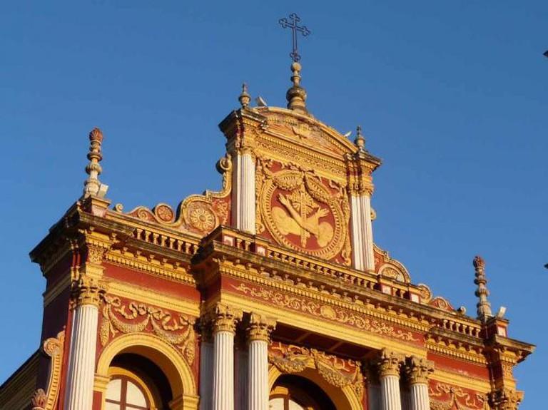 Iglesia San Francisco Ⓒ Alexrebolledo/WikiCommons