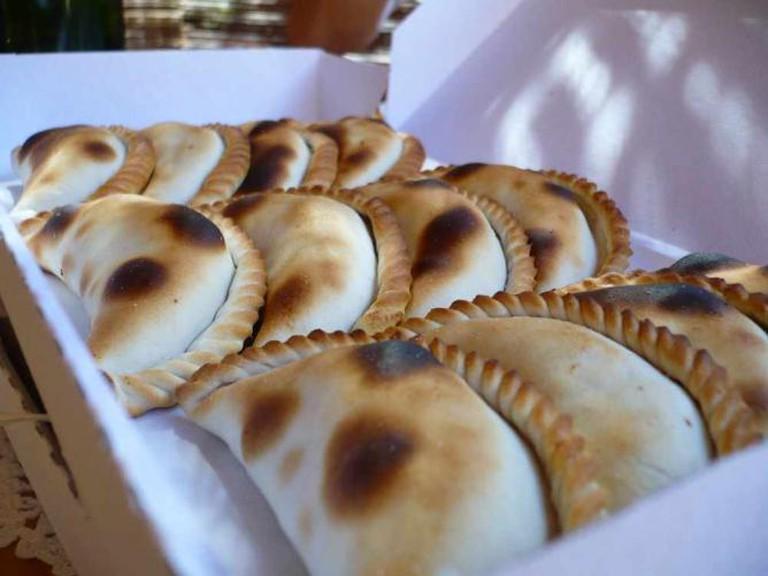 Empanadas Ⓒ Gonzalo Rivero/WikiCommons