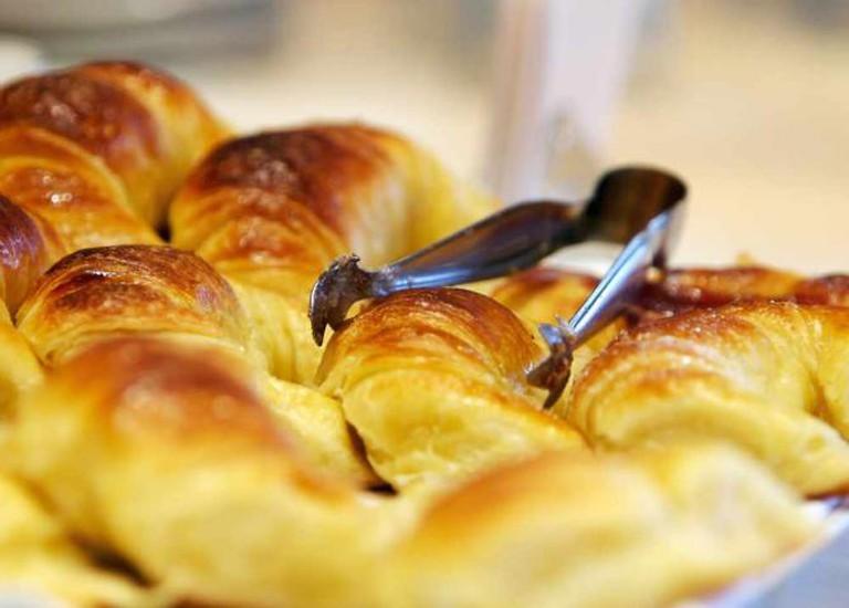 Medialunas (croissants) Ⓒ DavidW/Flickr