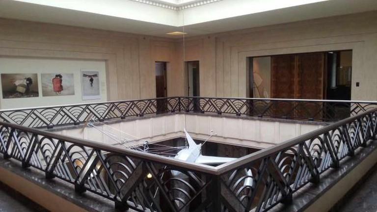 Villa Empain Interior
