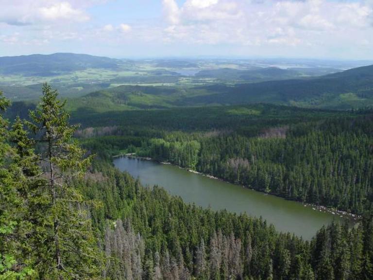 Šumava | © Prochaine/WikimediaCommons