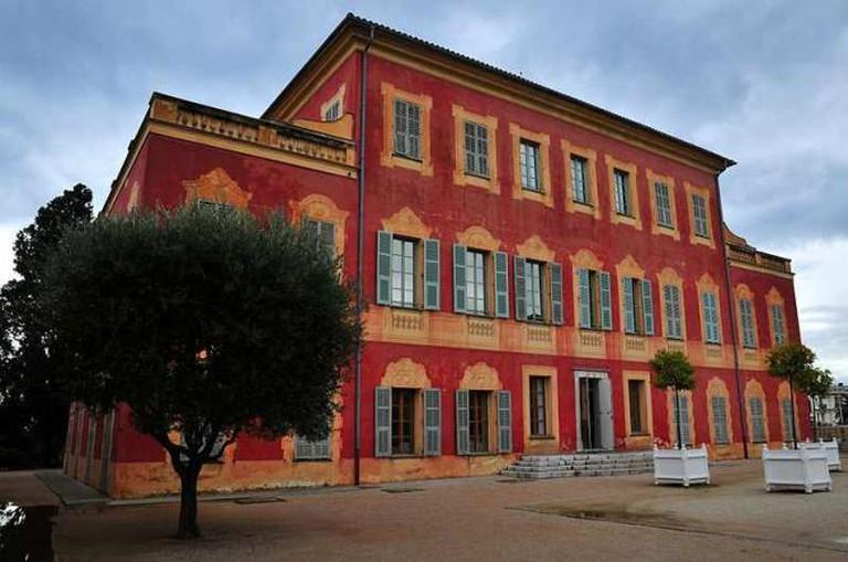 The Musée Matisse I © takato marui/WikiCommons
