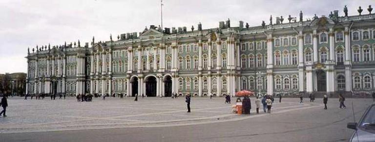 Hermitage Museum I © Tetraktys/WikiCommons