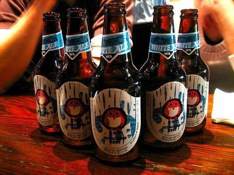 Japanese beer | © mikel_ee/Flickr