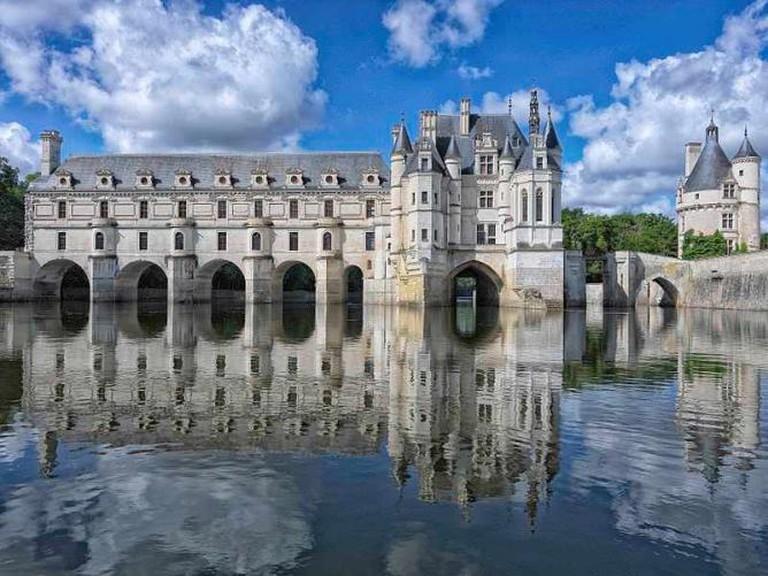 Château de Chenonceau | © Yvan Lastes/WikiCommons