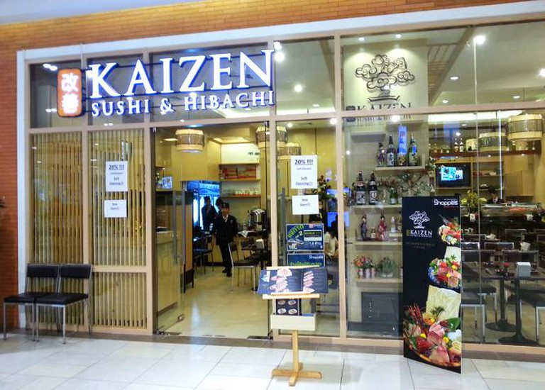 Kaizen Sushi & Hibachi © Wasin Waeosri