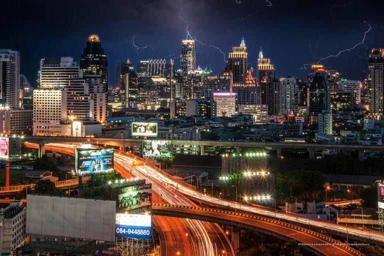 Bangkok © Prachanart Viriyaraks