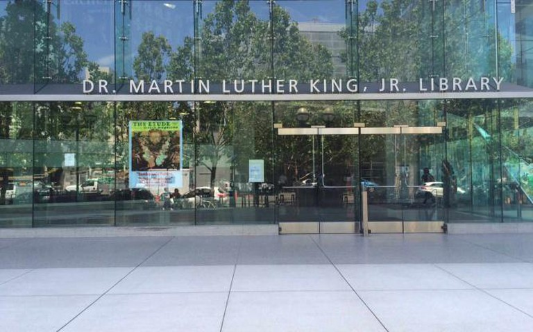 Dr. Martin Luther King, Jr. Library | © Kristine Xu