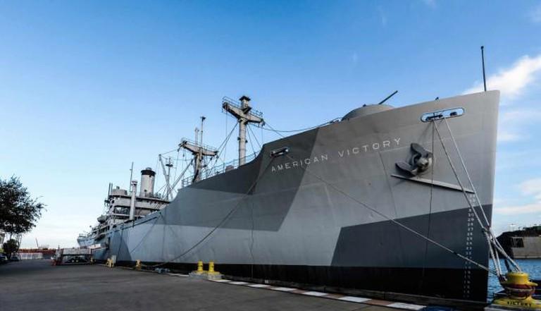SS American Victory | © GorissenM/Flickr