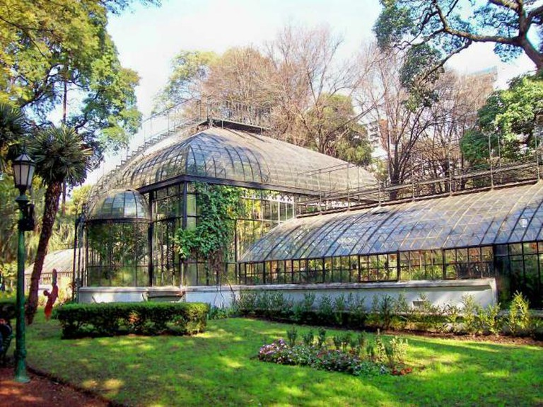 Jardín Botánico Buenos Aires | © Roberto Fiadone/WikiCommons