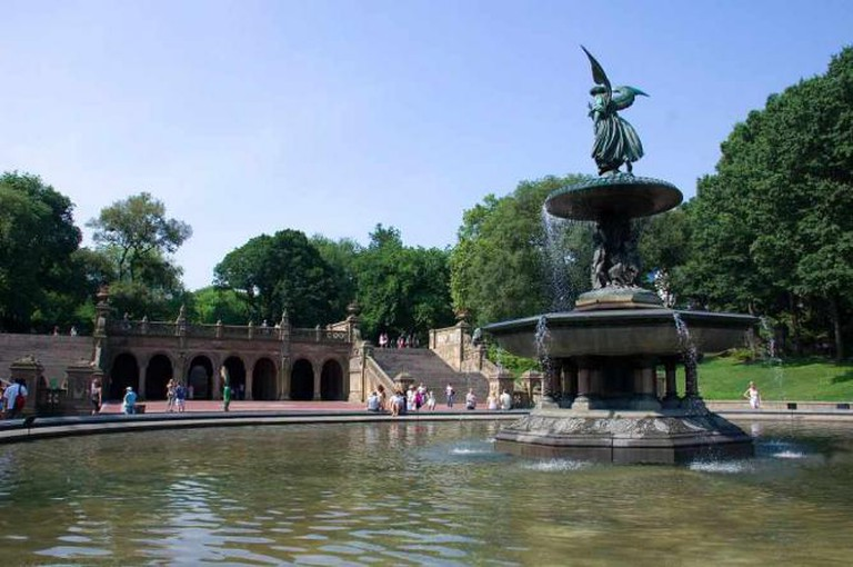 Bethesda Fountain | © Alonso Javier Torres/WikiCommons