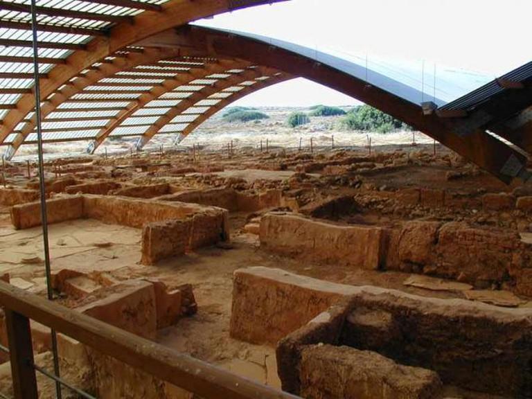 Malia archaeological site | © Marsyas/WikiCommons