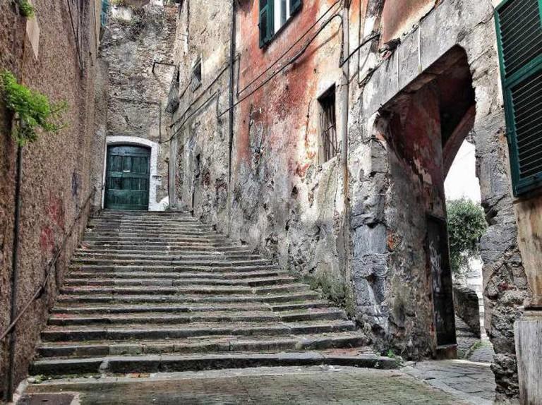 Genoa's old town | © enricorog/Flickr
