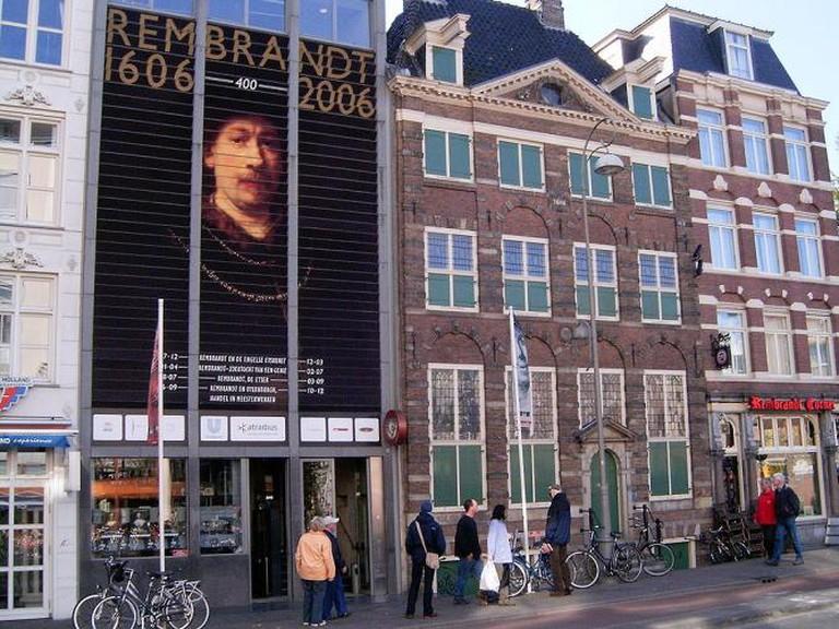 Rembrandthuis l
