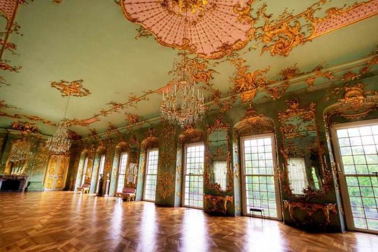 Charlottenburg Palace interior