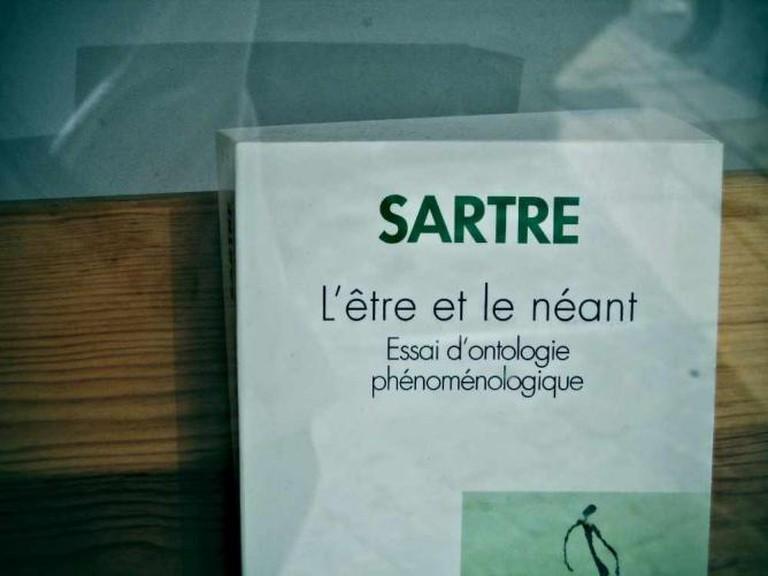 A copy of Sartre's 'L'Être et le néant' | © Liang Chang/Flickr