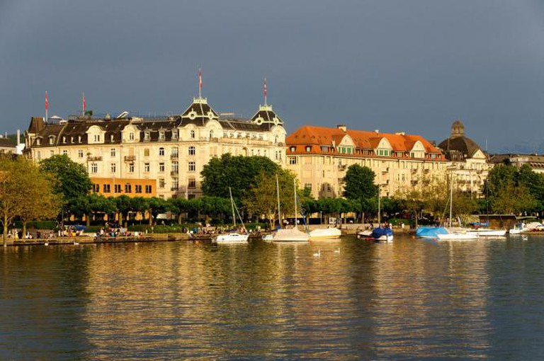 Zürich | © Kamil Porembiński/Flickr