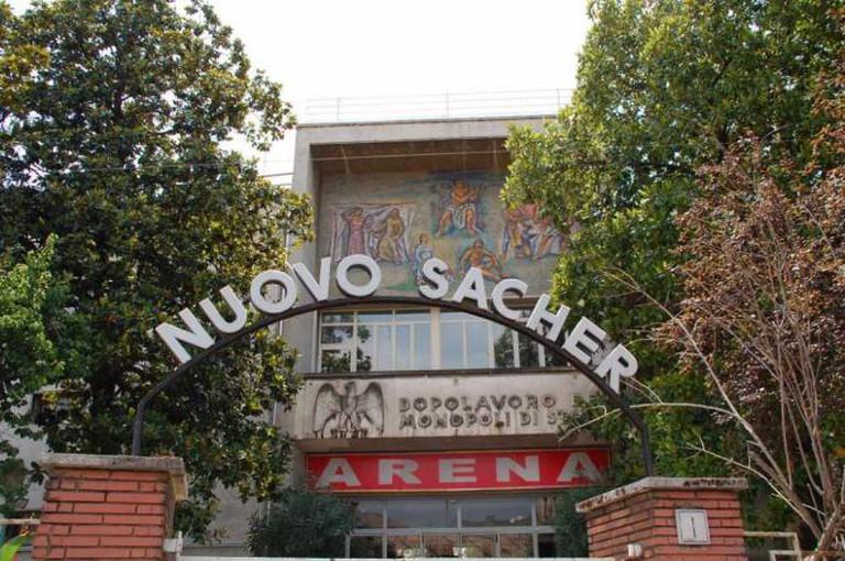 Rome's Nuovo Sacher Cinema | © Massimiliano Calamelli/Flickr