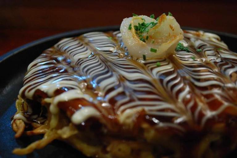 Okonomiyaki l © Alpha / Flickr