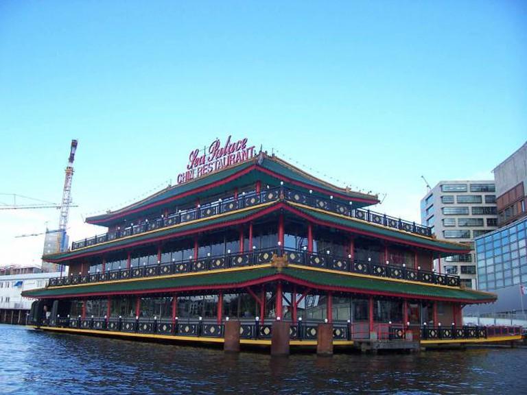 Sea Palace, Amsterdam l © Alberto Garcia / Flickr