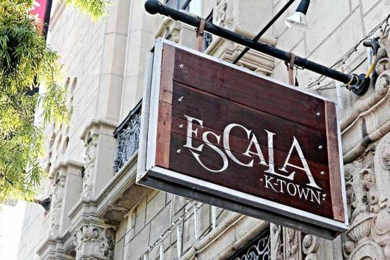 Escala K-Town | ©Facebook/Escala