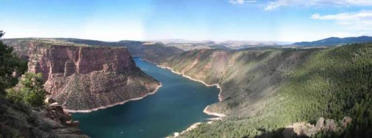 Daggett's Flaming Gorge | © Bob Palin/WikiCommons
