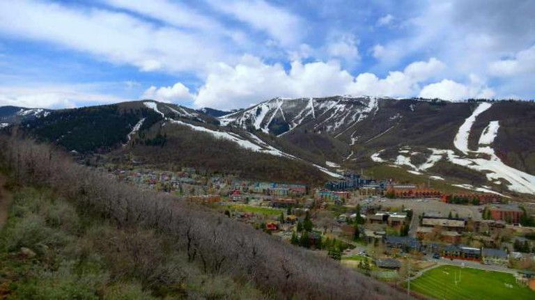 Summit County's Park City | © Ricky Ridriguez/Flickr