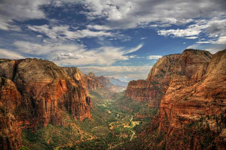 Zions Canyon | © Ben Jackson/Flickr