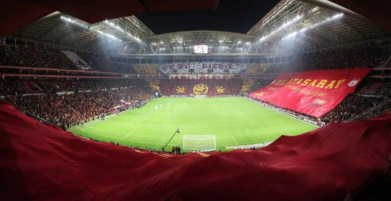 Türk Telekom Arena | © LardoBalsamico/WikiCommons