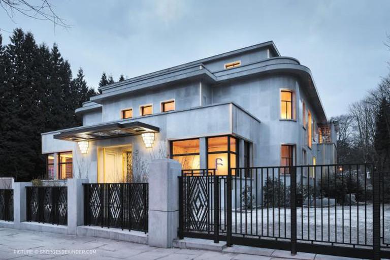 Villa Empain Exterior