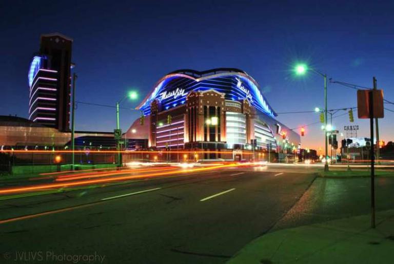 MotorCity Casino Hotel   © JVLIVS Photography/Flickr
