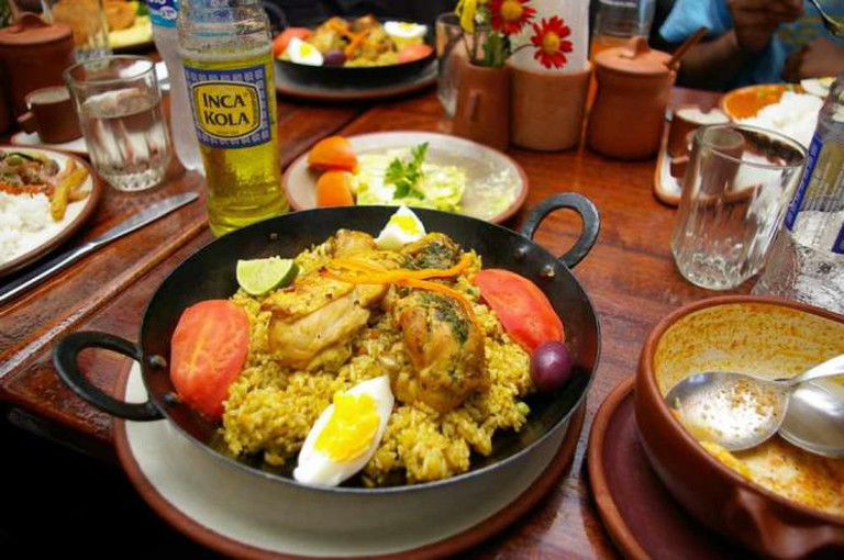 Arroz con Pollo | © G M/Flickr