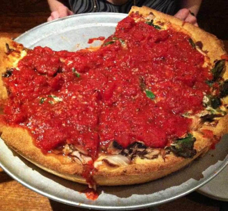 District of Pi Deep Dish