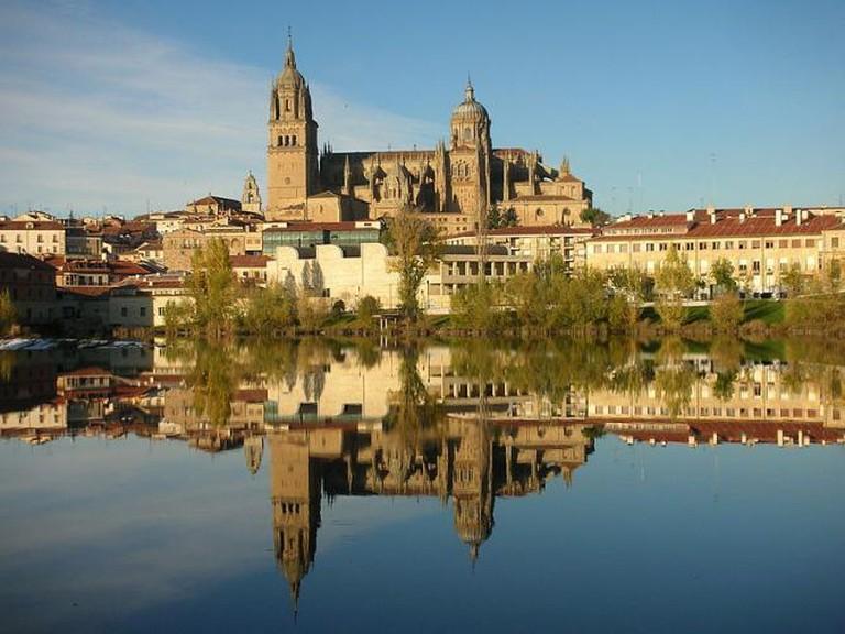 Salamanca | © Coque/WikiCommons
