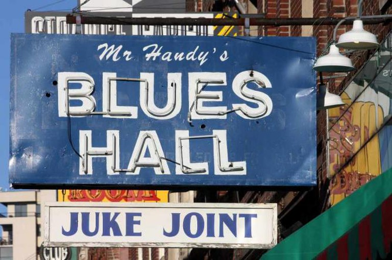 Mr Handy's Blues Hall Juke Joint