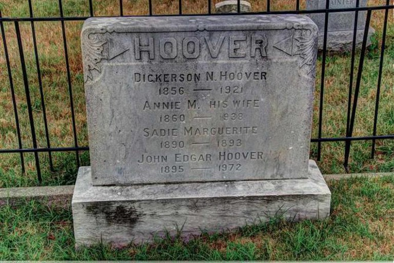Hoover grave