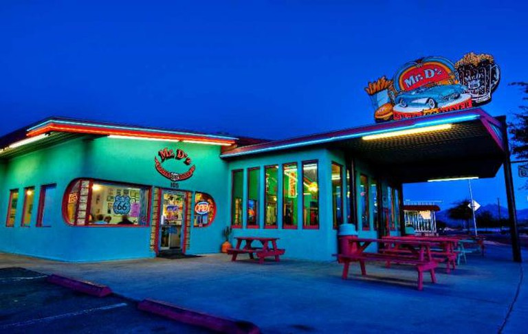 Mr. D'z Route 66 | © Kevin Cole/Flickr