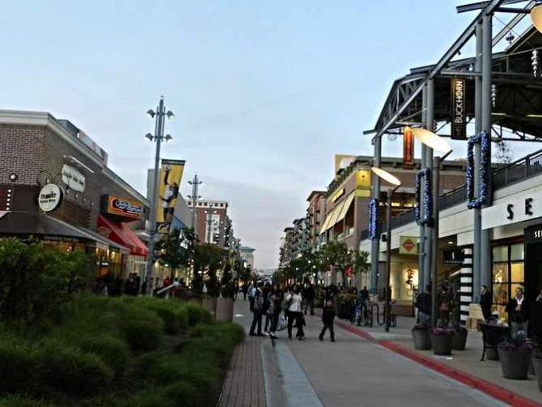 Main Street at the Mall | © Wikipedia