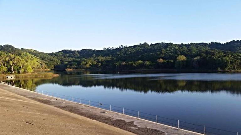 Lafayette Reservoir  © Chloe Miller-Bess