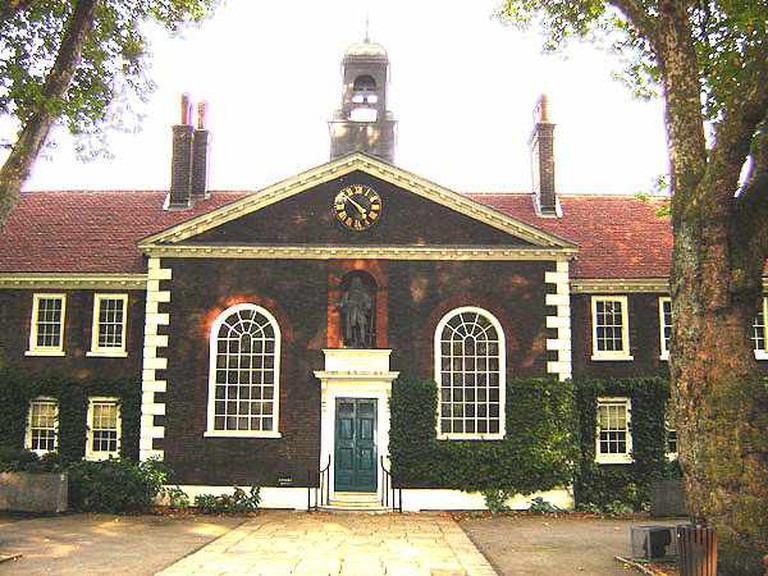 A Creative Commons Image: The Geffrye Museum
