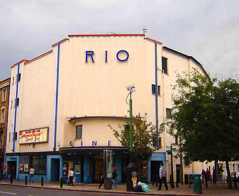 A Creative Commons Image: Rio Cinema