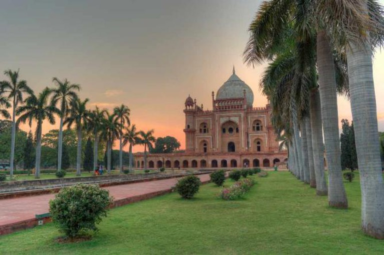 Safdarjung's Tomb| © Ronit Bhattacharjee /Flickr