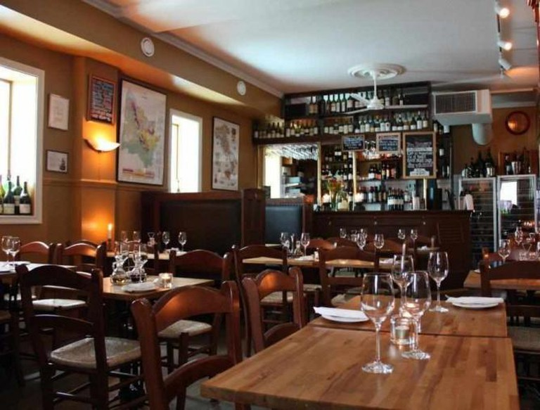Dr. Kneipp's wine bar | Courtesy of Dr. Kneipp's Vinbar