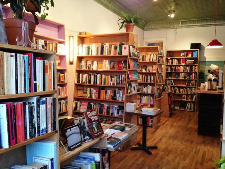 Topos Bookstore   ©Topos Bookstore