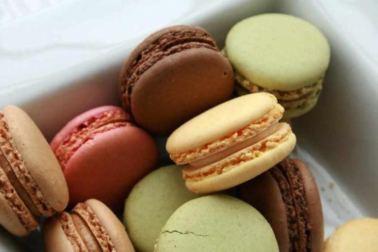 Macarons   Ⓒ francois/Flickr